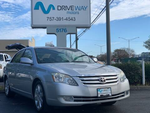 2006 Toyota Avalon for sale at Driveway Motors in Virginia Beach VA
