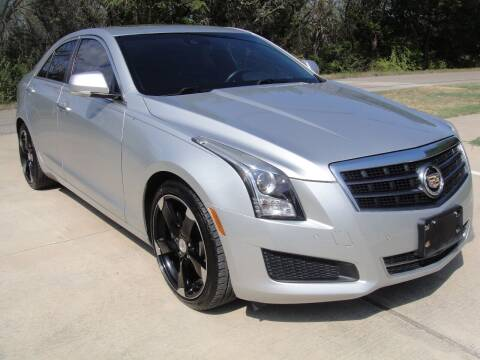 2014 Cadillac ATS for sale at Coleman Auto Group in Austin TX