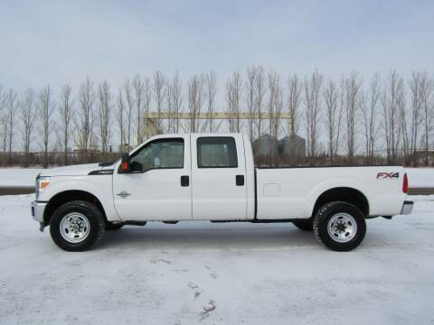 2015 Ford F-350 Super Duty for sale at Elliott Auto Sales in Moorhead MN