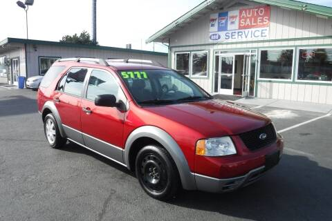 2006 Ford Freestyle for sale at 777 Auto Sales and Service in Tacoma WA