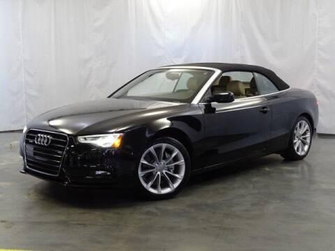 2013 Audi A5 for sale at United Auto Exchange in Addison IL