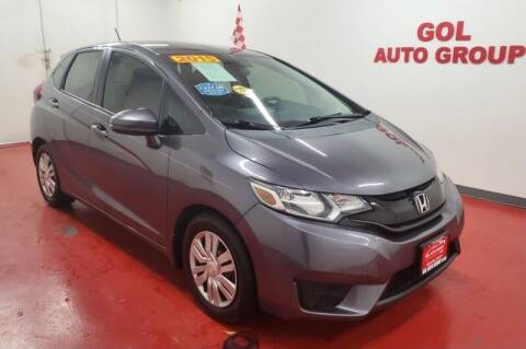 2015 Honda Fit for sale at GOL Auto Group in Austin TX