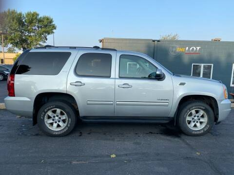 2010 GMC Yukon for sale at THE LOT in Sioux Falls SD