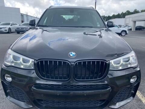 2017 BMW X3 for sale at Southern Auto Solutions-Jim Ellis Volkswagen Atlan in Marietta GA