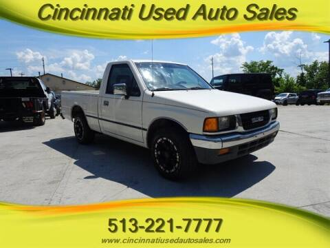 1993 Isuzu Pickup for sale at Cincinnati Used Auto Sales in Cincinnati OH