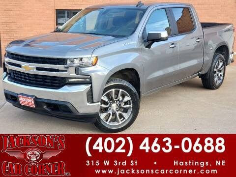 2020 Chevrolet Silverado 1500 for sale at Jacksons Car Corner Inc in Hastings NE