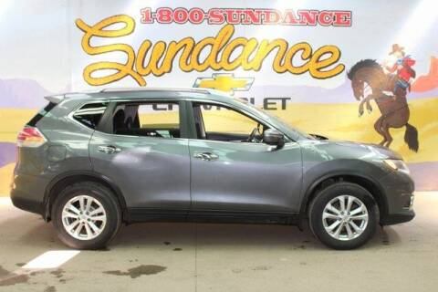 2015 Nissan Rogue for sale at Sundance Chevrolet in Grand Ledge MI