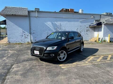 2017 Audi Q5 for sale at Santa Motors Inc in Rochester NY