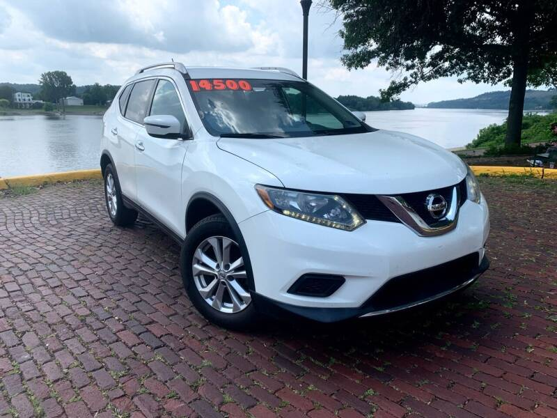 2016 Nissan Rogue for sale at PUTNAM AUTO SALES INC in Marietta OH