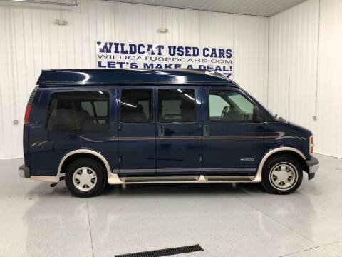 2001 Chevrolet Express Cargo for sale at Wildcat Used Cars in Somerset KY