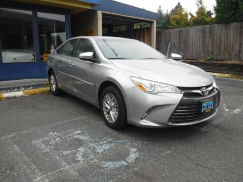 2017 Toyota Camry for sale at Brooks Motor Company, Inc in Milwaukie OR