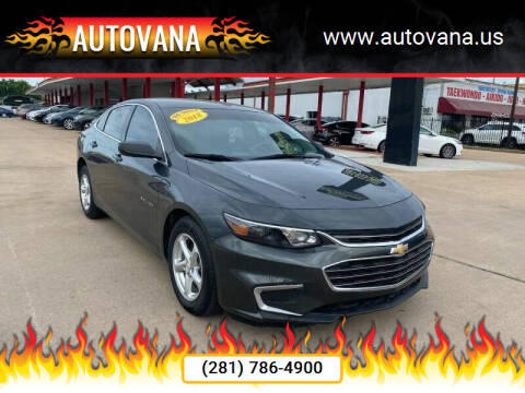 2018 Chevrolet Malibu for sale at AutoVana in Humble TX