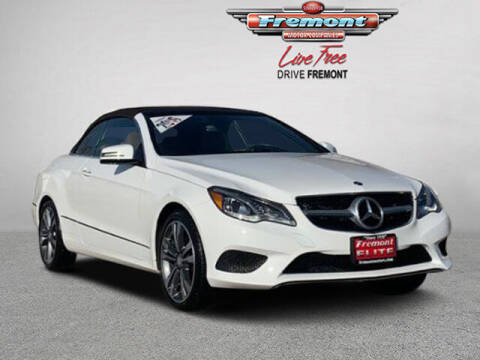 2016 Mercedes-Benz E-Class for sale at Rocky Mountain Commercial Trucks in Casper WY