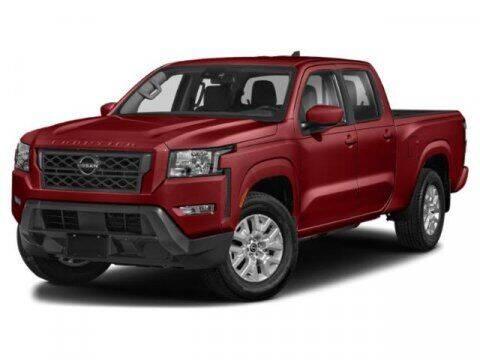 2022 Nissan Frontier for sale at Hanlees Davis Nissan Chevrolet in Davis CA