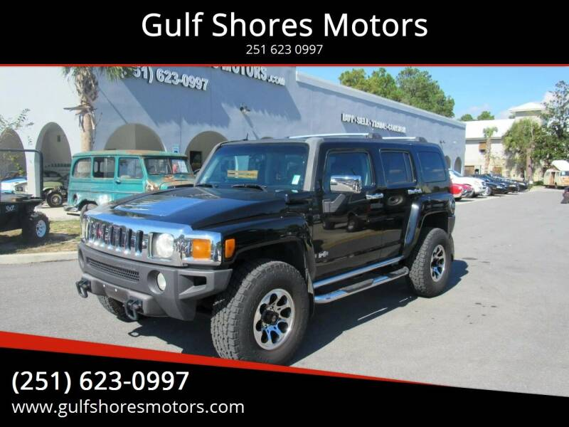 2006 HUMMER H3 for sale at Gulf Shores Motors in Gulf Shores AL
