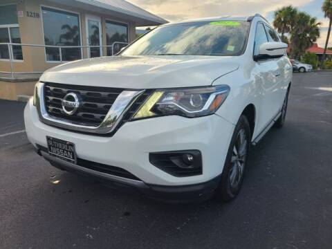2017 Nissan Pathfinder for sale at BC Motors PSL in West Palm Beach FL