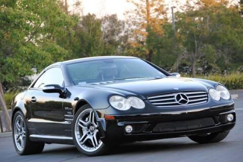 2005 Mercedes-Benz SL-Class for sale at VSTAR in Walnut Creek CA