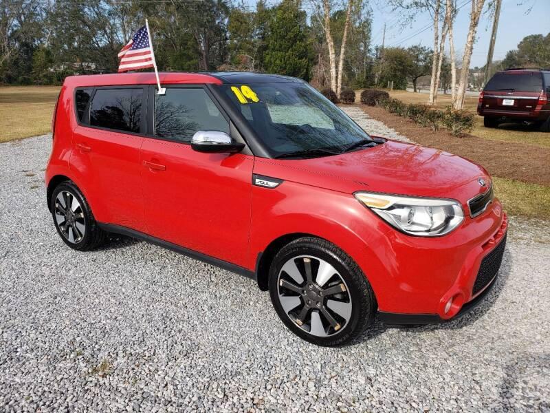 2014 Kia Soul for sale at Darwin Harris Automotive in Fairhope AL