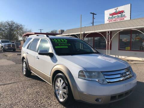 2008 Ford Taurus X for sale at Senor Coche Auto Sales in Las Cruces NM