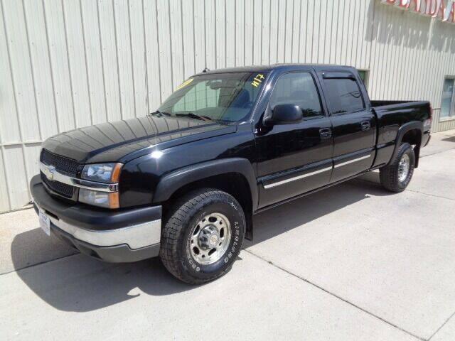 2003 Chevrolet Silverado 1500HD for sale at De Anda Auto Sales in Storm Lake IA