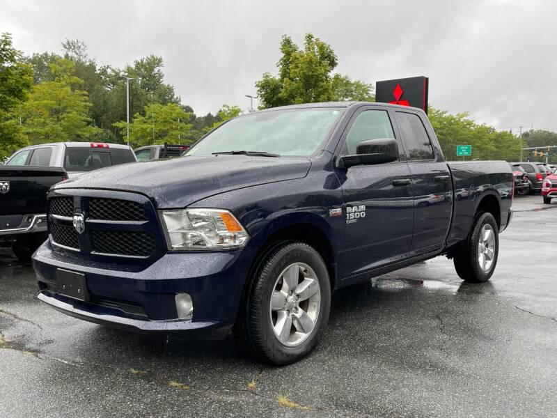 2019 RAM Ram Pickup 1500 Classic for sale at Midstate Auto Group in Auburn MA