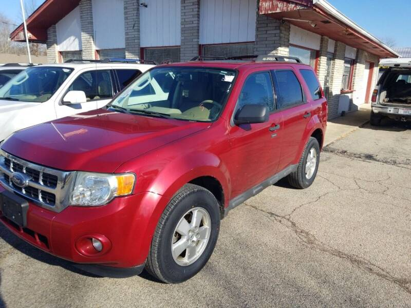2009 Ford Escape for sale at David Shiveley in Mount Orab OH