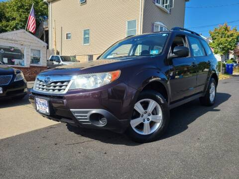 2013 Subaru Forester for sale at Express Auto Mall in Totowa NJ
