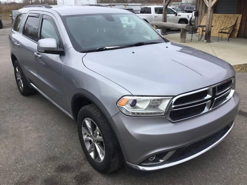 2014 Dodge Durango for sale at eAutoDiscount in Buffalo NY
