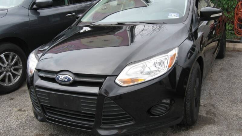 2014 Ford Focus for sale at JERRY'S AUTO SALES in Staten Island NY