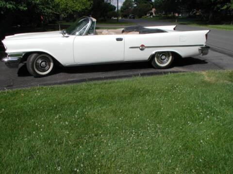 1959 Chrysler 300 for sale at Classic Car Deals in Cadillac MI