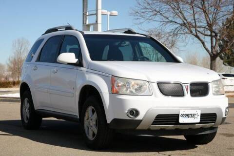 2008 Pontiac Torrent for sale at COURTESY MAZDA in Longmont CO