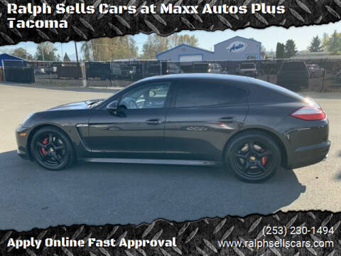 2011 Porsche Panamera for sale at Ralph Sells Cars at Maxx Autos Plus Tacoma in Tacoma WA