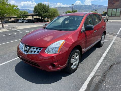 2012 Nissan Rogue for sale at Freedom Auto Sales in Albuquerque NM