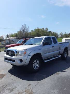 2011 Toyota Tacoma for sale at Bates Auto & Truck Center in Zanesville OH
