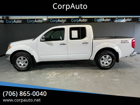 2006 Nissan Frontier for sale at CorpAuto in Cleveland GA