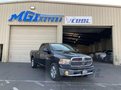 2014 RAM Ram Pickup 1500 for sale at MGI Motors in Sacramento CA