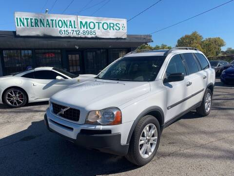 2004 Volvo XC90 for sale at International Motors Inc. in Nashville TN