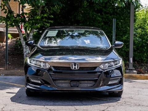 2020 Honda Accord for sale at Gravity Autos Atlanta in Atlanta GA