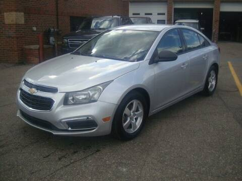 2016 Chevrolet Cruze Limited for sale at MOTORAMA INC in Detroit MI