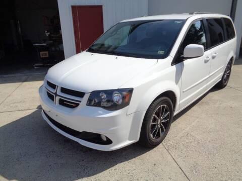 2016 Dodge Grand Caravan for sale at Lewin Yount Auto Sales in Winchester VA