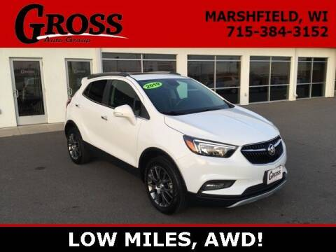 2019 Buick Encore for sale at Gross Motors of Marshfield in Marshfield WI