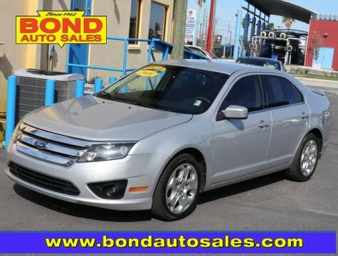 2010 Ford Fusion for sale at Bond Auto Sales in St Petersburg FL