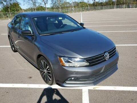 2017 Volkswagen Jetta for sale at Parks Motor Sales in Columbia TN
