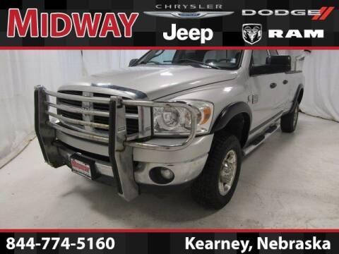2007 Dodge Ram Pickup 2500 for sale at MIDWAY CHRYSLER DODGE JEEP RAM in Kearney NE