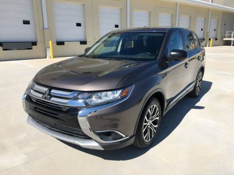 2016 Mitsubishi Outlander for sale at EUROPEAN AUTO ALLIANCE LLC in Coral Springs FL