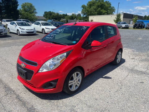2013 Chevrolet Spark for sale at US5 Auto Sales in Shippensburg PA