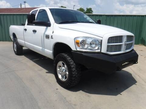 2008 Dodge Ram Pickup 2500 for sale at Triple C Auto Sales in Gainesville TX