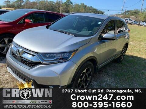 2017 Honda CR-V for sale at CROWN  DODGE CHRYSLER JEEP RAM FIAT in Pascagoula MS