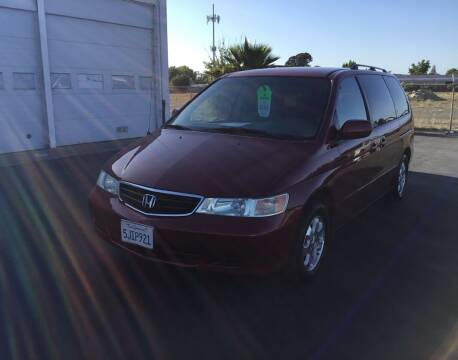 2004 Honda Odyssey for sale at My Three Sons Auto Sales in Sacramento CA