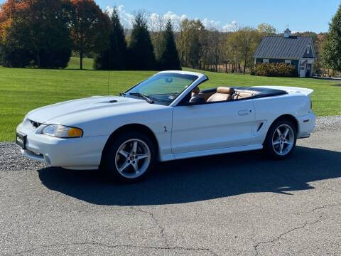1997 Ford Mustang SVT Cobra for sale at Blue Line Motors in Winchester VA